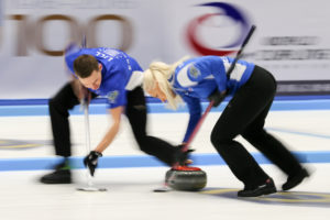 World Mixed Doubles Curling Championship 2016