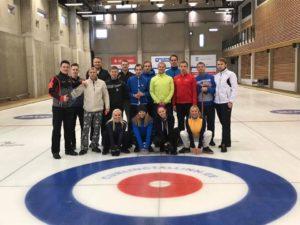 Curlingu laupäevak