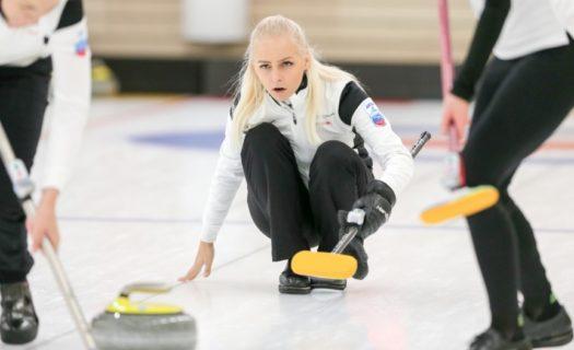 Eesti curling'u Euroopa meistrivõistlustel