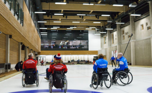 3rd WCT Tallinn Wheelchair International 2019