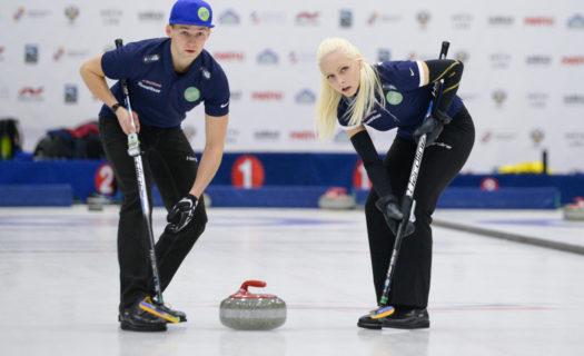 Turmann/Lill segapaaride MMil Rootsis: esimene sissekanne